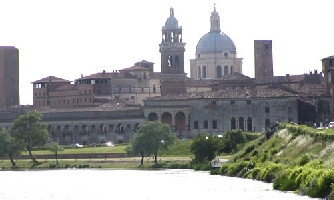 Lombardy – Mantua – Medieval Palace