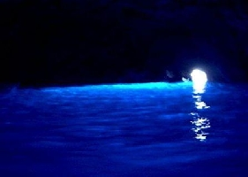 Capri  - The Blue Grotto