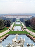 Caserta – Royal Palace –The gardens